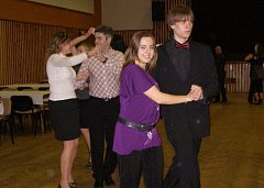 Začal kurz tance pro dospělé a pokročilé