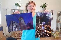 Černošínské muzeum zahájilo výstavu fotografií od kladrubské autorky Moniky Šavlové.