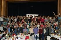 V sobotu se v Bezdružicích sešlo více než sto členů rodu Kozákových.