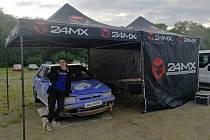 Jana Míková o víkendu obsadila 5. příčku v Rally-cross Cupu v Sedlčanech.