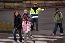 Policisté hlídali na Tachovsku přechody