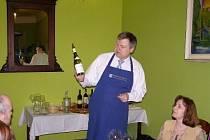 Stříbrští hodnotili desítku vín