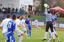 Fotbal-divize: FK Tachov – Aritma Praha 2:4