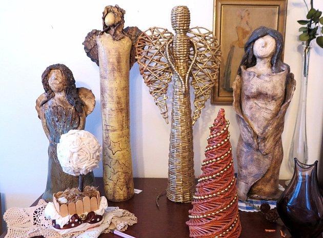 Černošínské muzeum připravuje výstavu andělů. Těch se zatím sešlo několik desítek z celého Tachovska.