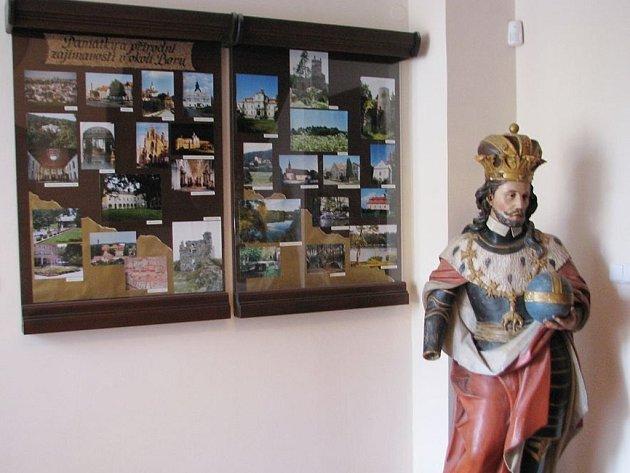 PŘI SOBOTNÍ návštěvě se můžete zúčastnit dvou prohlídek zámku, které budou trvat asi hodinu.