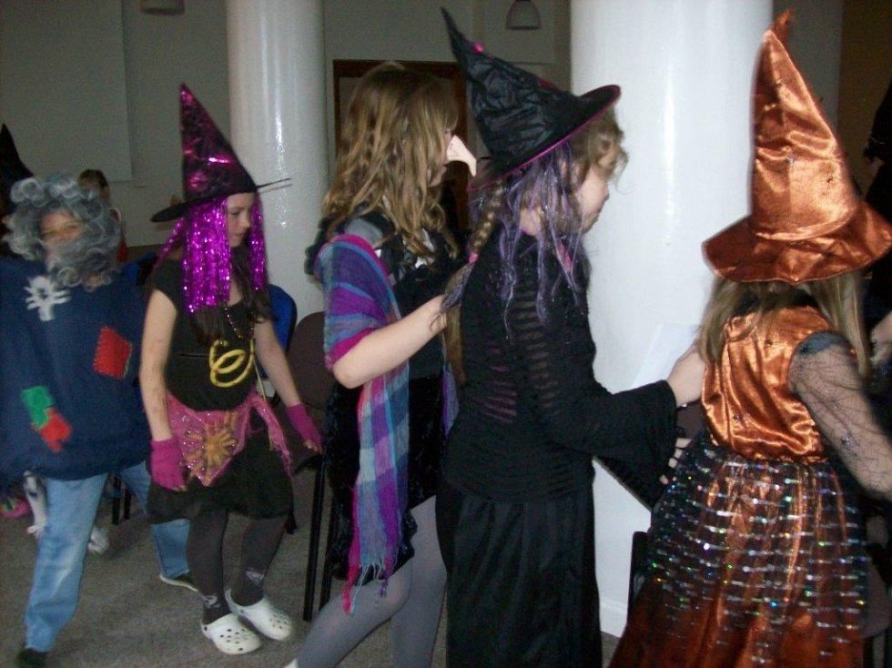 Čarodějnice z Hornické.