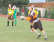 Stříbrští fotbalisté vydřeli v Puma krajském přeboru v utkání s Horažďovicemi výhru 3:2