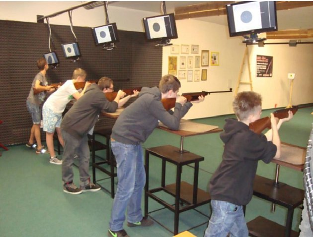 Sedmý ročník Střelecké soutěže základních škol je u konce.