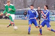 Mužstvo FK Tachov porazilo doma Slavoj Český Krumlov 2:1