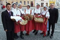 Letošní dožínkové slavnosti ve Stříbře.