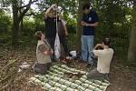 Luňáci na Tachovsku dostali vysílačky