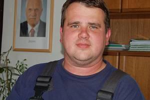 V projektu odpovídal velitel částkovských hasičů Václav Němeček