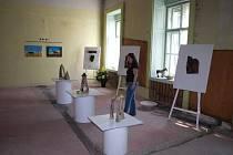 V chodovoplánském zámku je výstava. Přijďte se podívat.