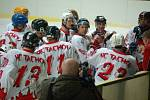 Mužstvo HC Tachov prohrálo s týmem HC Pubec Plzeň 3:6