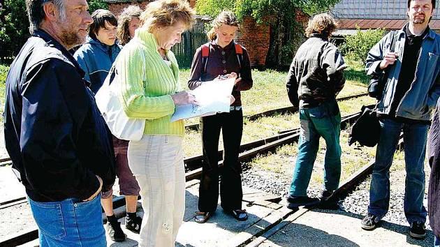 Kromě malého železničního muzea zahrnuje projekt zkrášlení nádraží v Bezdružicích také osázení zelení. Konkrétní podobu řešili zástupci města, dráhy a různých spolků přímo na místě.