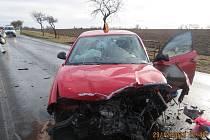 Tragický konec měla nehoda, která se stala v neděli dopoledne mezi Trnovou a Tisovou.