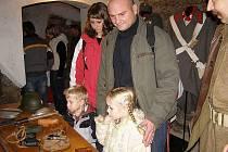 Výstava zbraní ve Stříbře