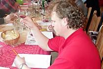 Soutěž Tachovská bobule má u vinařů velké renomé.