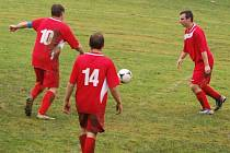 Fotbal-1. B třída: V 12. kole nebodoval jen Tatran, Baník konečně zvítězil, Sparta brala dva body.