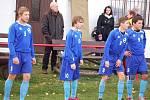 Ve fotbalové 1. A třídě se utkal Rozvadov s Chodským Újezdem a domácí vyhráli 1:0.