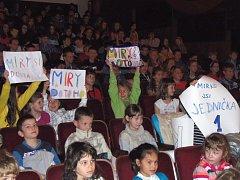 Dětská pěvecká soutěž Solasido se konala ve Stříbře.