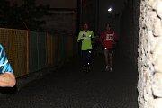 Snímky z Večerního běhu Tachovem.