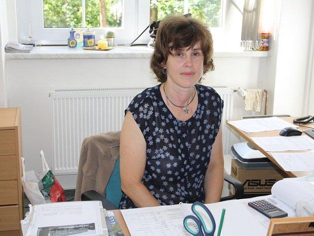 HELENA ČERVINKOVÁ, vedoucí odboru rozvoje a evropské integrace tachovského městského úřadu.