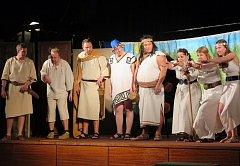 Divedelní skupina Divoch oslavila 25. let od svého založení