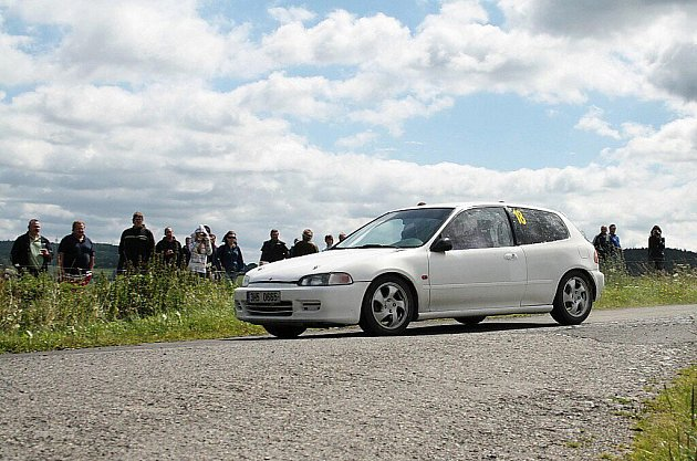 Rallye Show Lesná