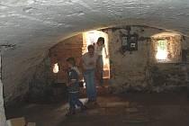 Muzeum Českého lesa v Tachově ukázalo svým návštěvníkům dosud nepřístupné sklepy.