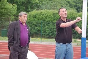 Atleti bojovali ve sdruženém přeboru Plzeňského a Karlovarského kraje