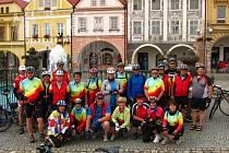 Tachovský cyklistický klub Nežeňme se vyrazil do Kadaně a okolí.