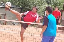Ve Stráži se hrál za účasti jedenácti družstev pátý ročník turnaje trojic.