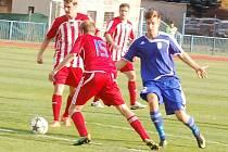 Fotbal – divize: FK Tachov – Štěchovice 0:3