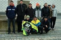 Ve Stříbře se konalo pod vedením M. Rajwy první soustředění jezdců.