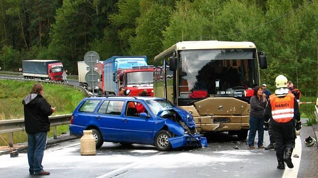 Nehoda u Kočova