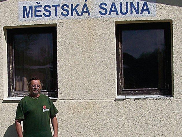 Sauna v Tachově se přeci jen dočká rekonstrukce