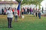 V Tachově si připomněli výročí Československa u Lípy republiky
