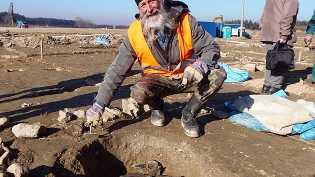 Jedinečné nálezy přinesl archeologický průzkum
