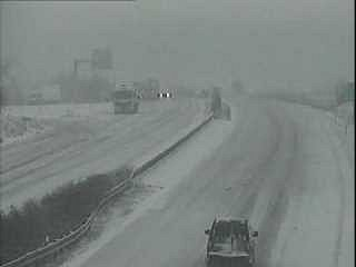Nehoda na 136. kilometru u Mlýnce zcela zastavila provoz na dálnici D5 v obou směrech