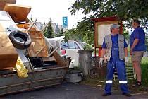 Třídění odpadů se obcím vyplácí. Finanční odměnu mohou využít k dalším ekologickým účelům.