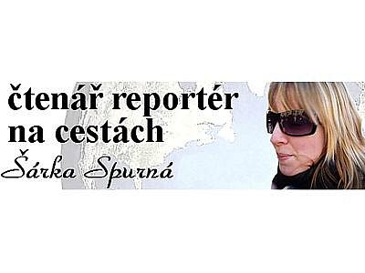 Čtenář reportér na cestách. Rusko a USA