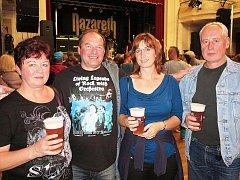 Koncert skotské rockové skupiny Nazareth