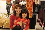 Vietnamská komunita žijící na Tachovsku oslavila tradiční Vietnamský Nový rok.