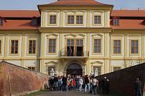 Seminář se uskuteční v prostorách svojšínského zámku, který prochází dlouhodobou celkovou rekonstrukcí.