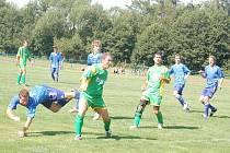 Bor zvítězil v sobotu s ZD Meclov 5:3 po poločasu 3:0.