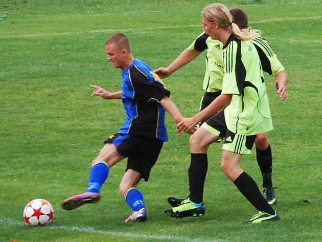 Fotbal-1.B třída: B. Stříbro – FK Tachov B 1:1