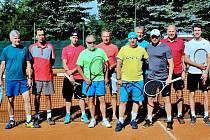 Účastníci pátého ročníku turnaje hráli pavoukem na dva vítězné sety. Vítězem se stal Aleš Santner.