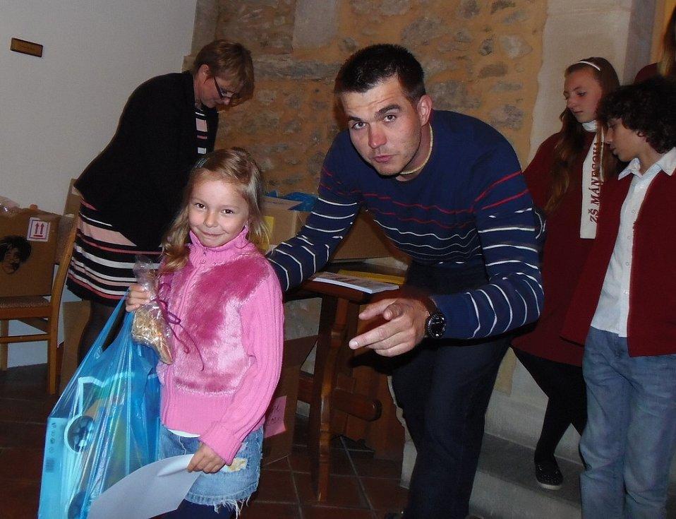 Už desátý ročník výtvarné soutěže Stříbrská lampa na téma Stopy historie v našem městě, se uskutečnil ve Stříbře