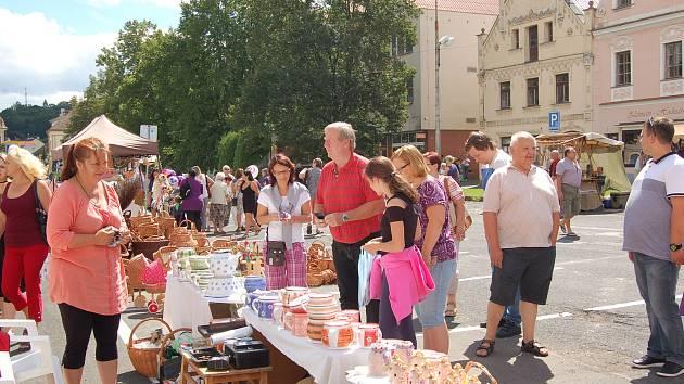 Tradiční Anenská pouť v Plané nabídla bohatý kulturní program pro každého.